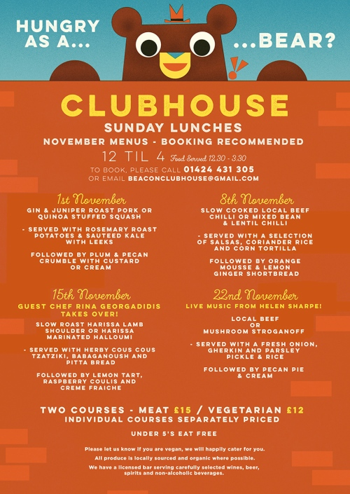 Clubhouse-LUNCH-NOVEMBER-MENU
