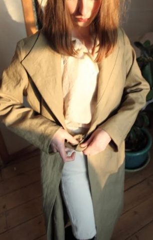 doingup coat